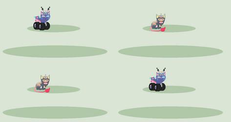 Breeding Batch With HappyHippoAdopts - WIP by xavs-pixels