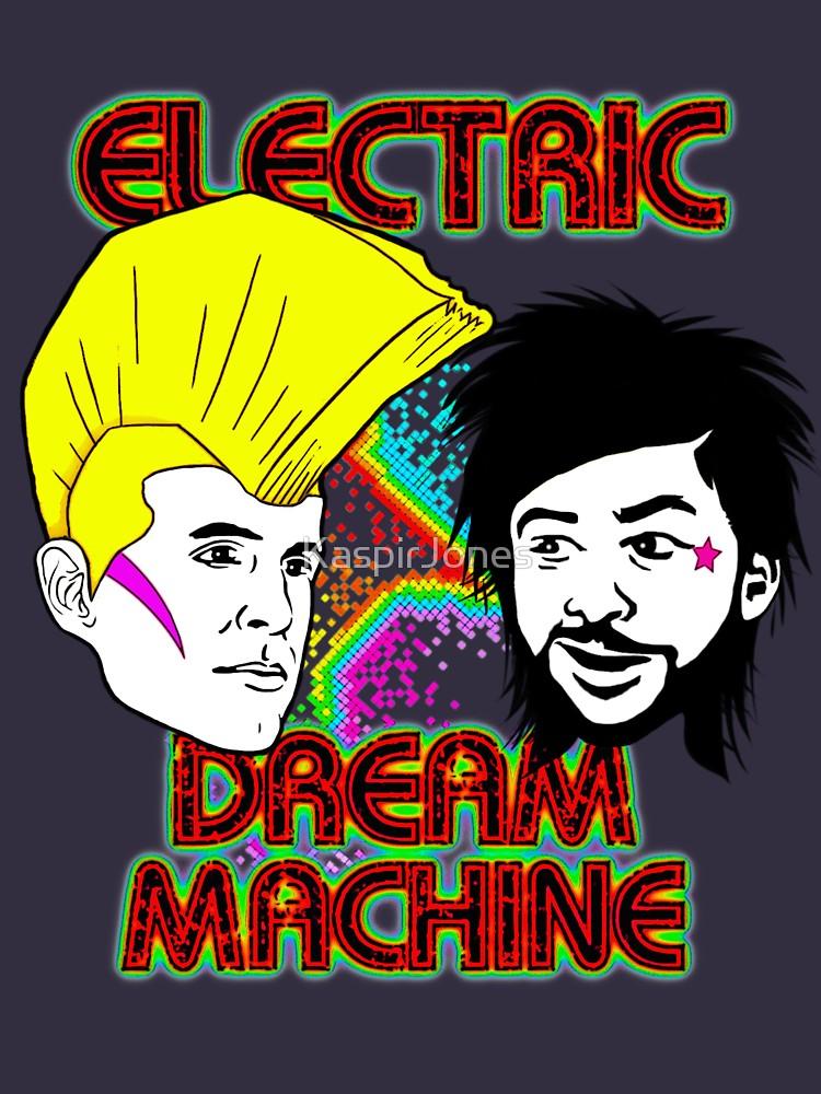 Electric Dream Machine By Kaspirjones