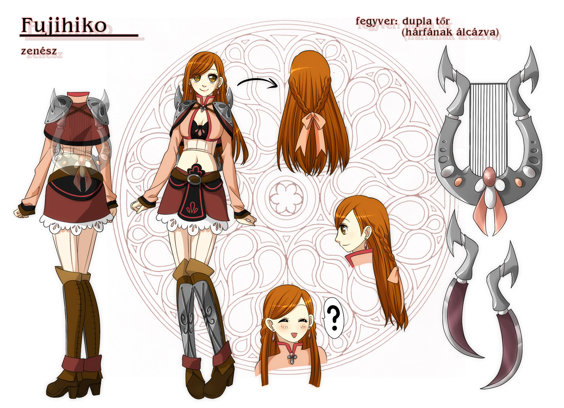 Design My Anime Character : Sao oc character design by tutti fruppy on deviantart