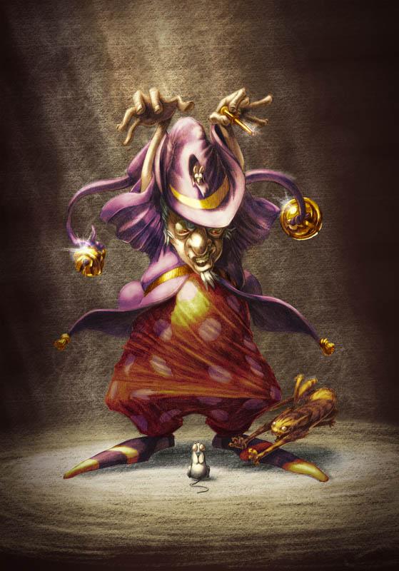 Wizard Bellbottom by effenndee