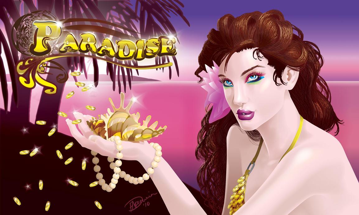 Paradise Girl by effenndee