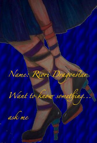 Riori's Profile Picture
