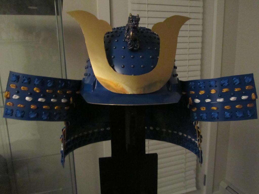 Blue Dragon Kabuto by Andihandro