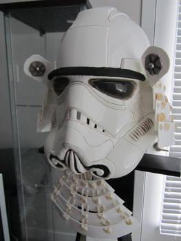 Stormtrooper Samurai Kabuto