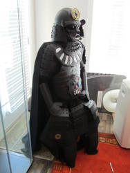 Darth Vader Samurai Armor by Andihandro