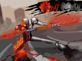 The heat and Metal by ArkAges