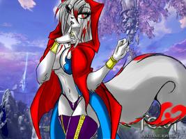 Luna slayer by WDYSL