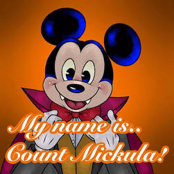 count mickula!