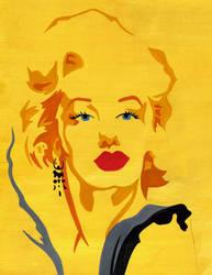Marilyn by xxsensi