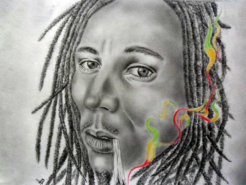 Bob Marley by Neira7