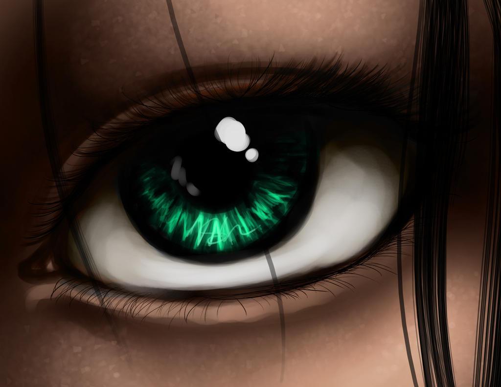 Eye Practice (again again again) by AnotherLuciDreamer