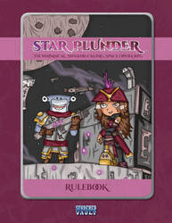 Star Plunder Cover