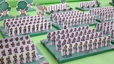 Glory of Helstern! Battlelund Armies Showcase 1