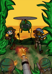 It's Rescue Time! - Ultimate Rescue Force! Art