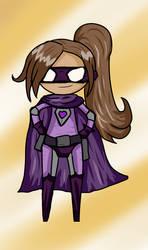 Heart Crusader - Superheroine of Purity!