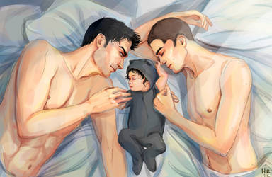 sterek. morning by Herbst-Regen