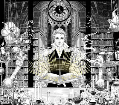 Alchemist by Herbst-Regen