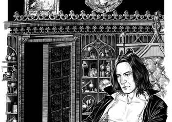 SeverusSnape by Herbst-Regen