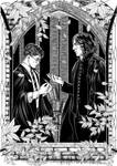 Harry Potter and SeverusSnape