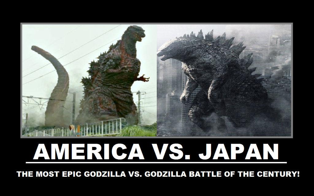 America vs  Japan by JapaneseGodzilla1954 on DeviantArt
