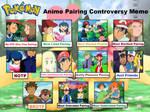 My Pokemon Anime Pairing Controversy
