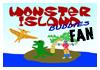 Monster Island Buddies Fan Stamp by JapaneseGodzilla1954