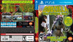 Godzilla World Destruction Trilogy