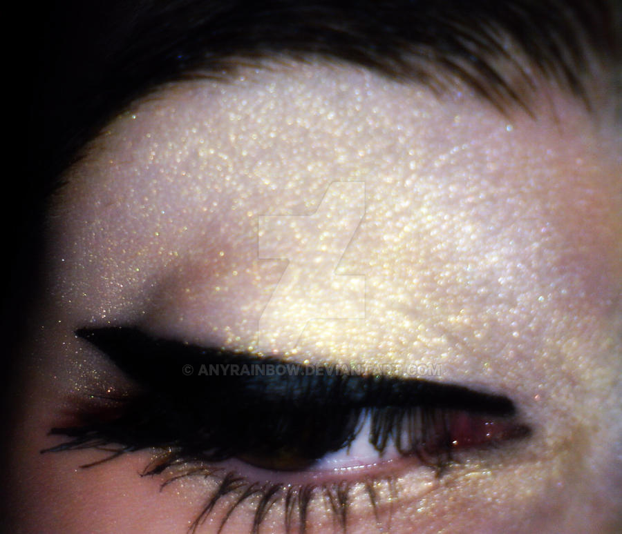 Eye Make Up by AnyRainbow