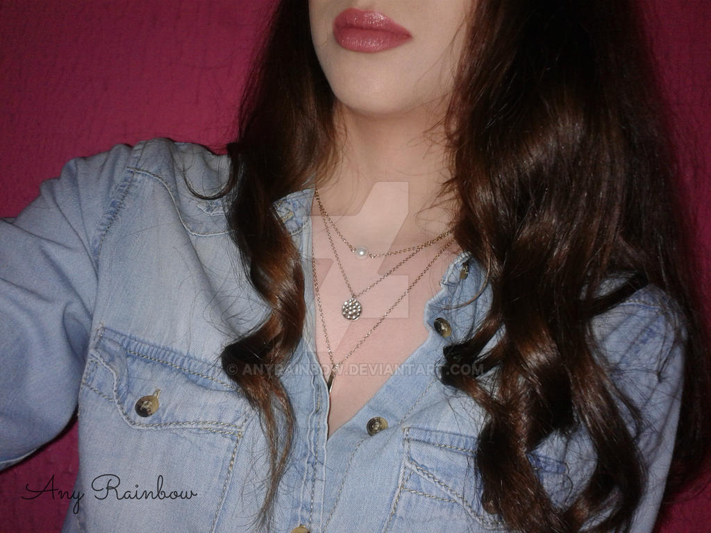 Gentle Necklace by AnyRainbow