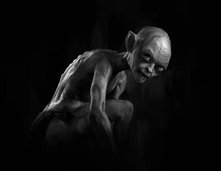 Study - Gollum