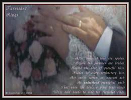 Tarnished Rings Visual Poem by meljoy68