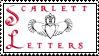Sarlett Letters Stamp 2 by meljoy68
