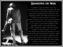Shadows of War by meljoy68