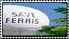save ferris stamp by meljoy68