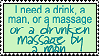 druken massage stamp by meljoy68