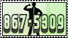 jenny 867-5309 stamp by meljoy68