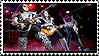 KISS rock stamp by meljoy68