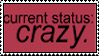 Crazy stamp by meljoy68