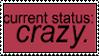 Crazy stamp by meljoy68