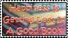Good Book Stamp