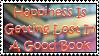 Good Book Stamp by meljoy68