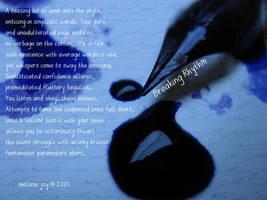 Breaking Rhythm by meljoy68