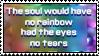Tears Stamp by meljoy68