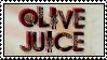 Olive Juice Stamp by meljoy68