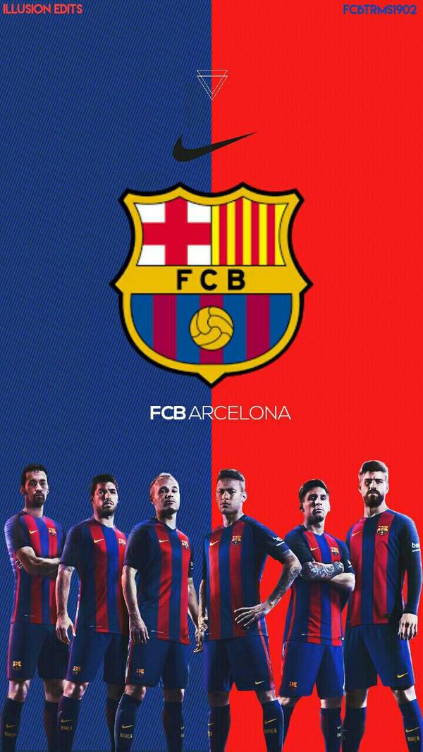 Wallpaper FC BARCELONA 2015 by Ayex-Designs on DeviantArt