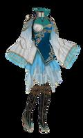 [MMD DL] WangYuanji outfit