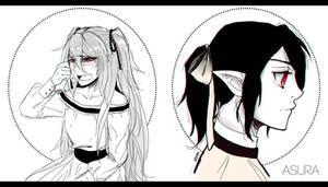 Krul and Asura