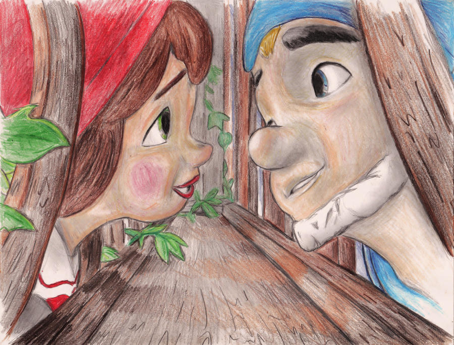 I Can't Go-Gnomeo and Juliet by little-hi-two on DeviantArt