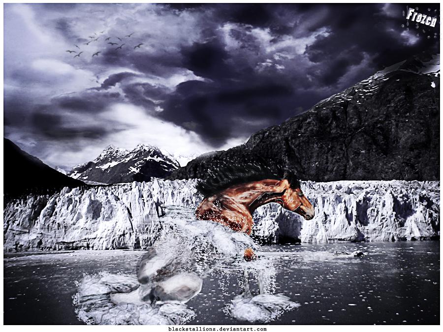 Frozen by BlackStallionz