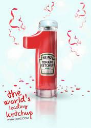 Ketchup by mostafareda